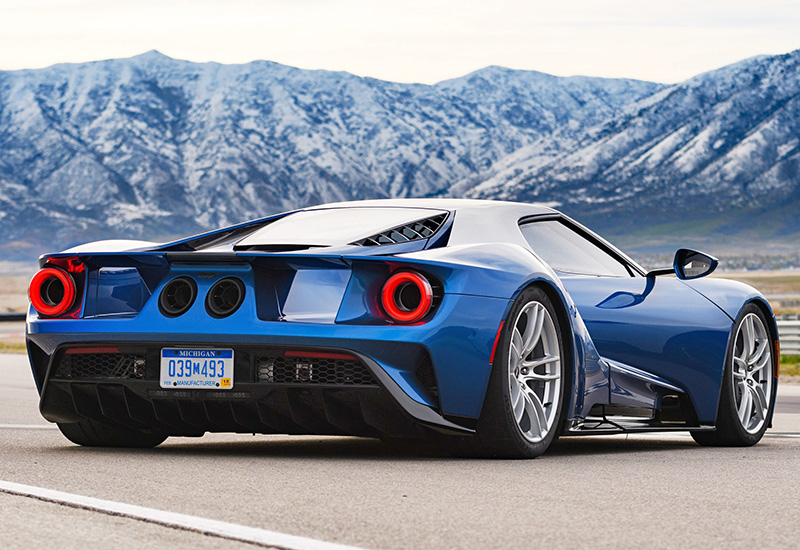 2017 ford gt specifications photo price information. Black Bedroom Furniture Sets. Home Design Ideas