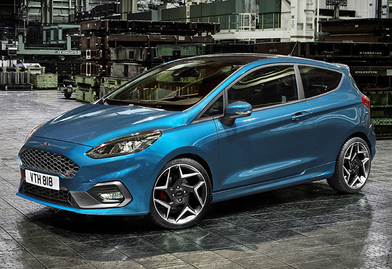 Infiniti 2017 >> 2018 Ford Fiesta ST - specifications, photo, price ...