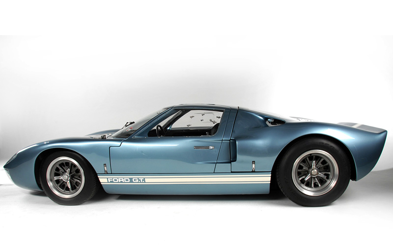1965 Ford GT40 Mk I - specifications, photo, price, information, rating