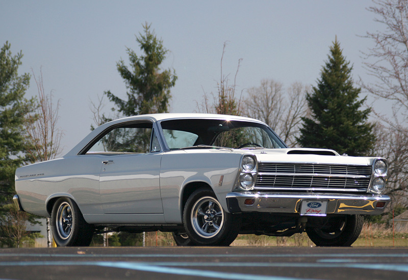 1966 Ford Fairlane 500 Hardtop Coupe 427 R Code