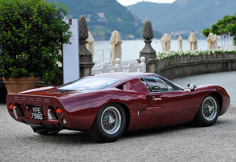 Ford Gt Mk Iii Specifications Photo Price Information Rating
