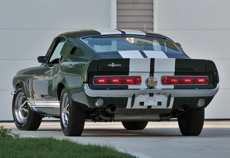 Conosciuto 1967 Ford Mustang Shelby GT500 - specifications, photo, price  EP55