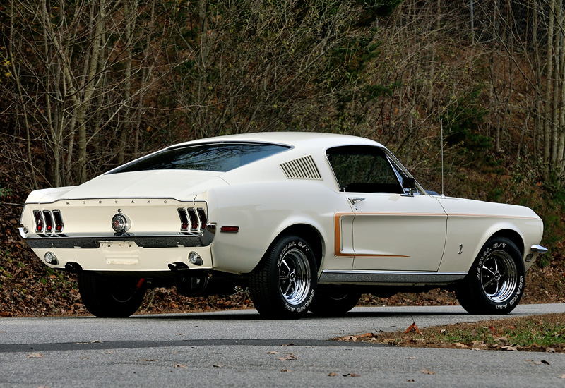 1968 ford mustang gt fastback 428 cobra jet. Black Bedroom Furniture Sets. Home Design Ideas