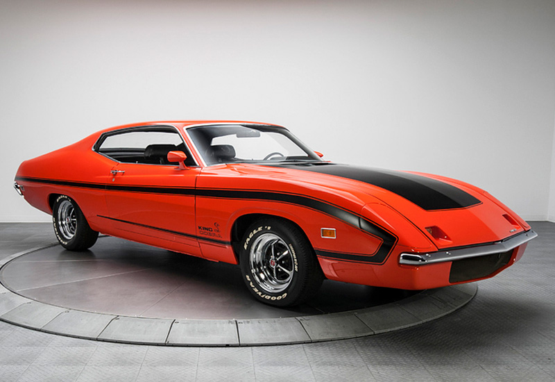 1970 Ford Torino King Cobra Prototype Specifications