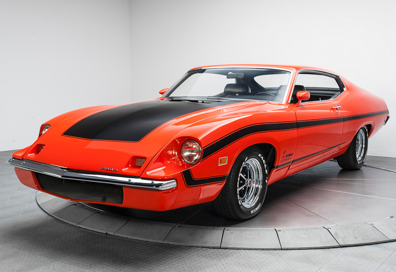 1970 Ford Torino King Cobra Prototype - specifications