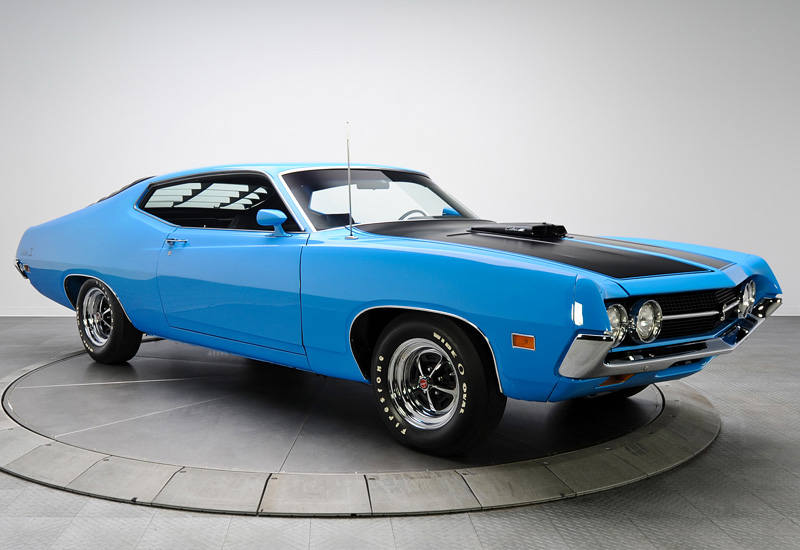 1971 Ford Torino Cobra Sportsroof 429 CJ - specifications ...