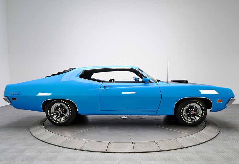 1971 Ford Torino Cobra Sportsroof 429 CJ - specifications, photo, price, information, rating
