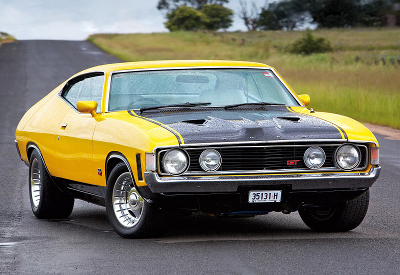 1972 Ford Falcon 351 GT Hardtop Coupe