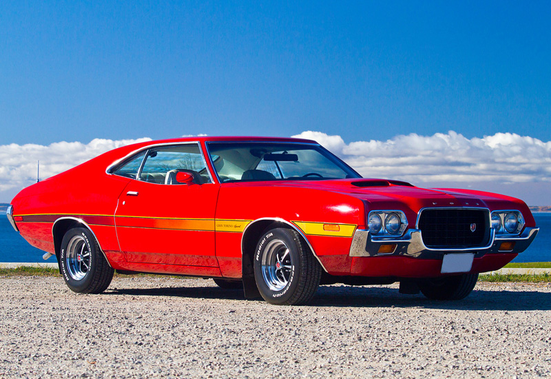Ford Gran Torino 2018 >> 1972 Ford Gran Torino Sport 351 Cobra Jet - specifications, photo, price, information, rating