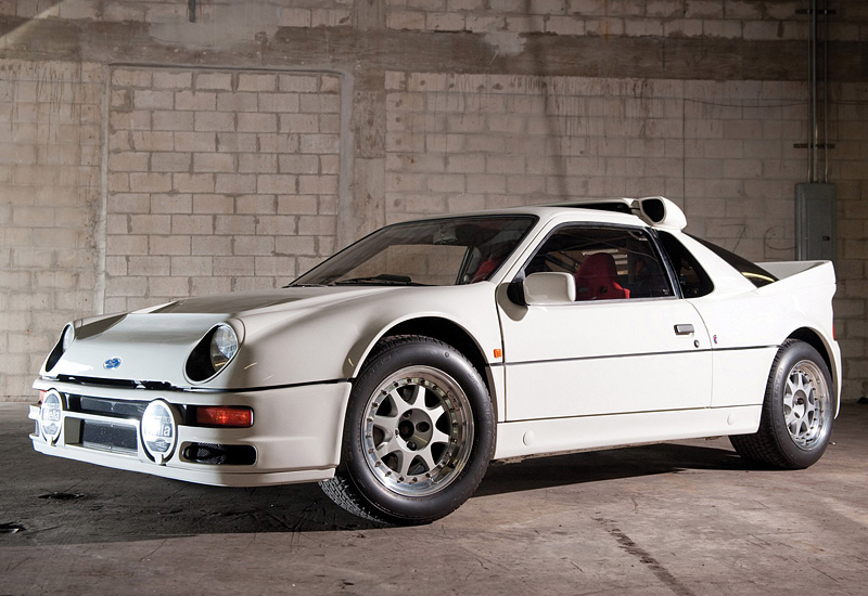 1986 Ford Rs200 Evolution Specifications Photo Price