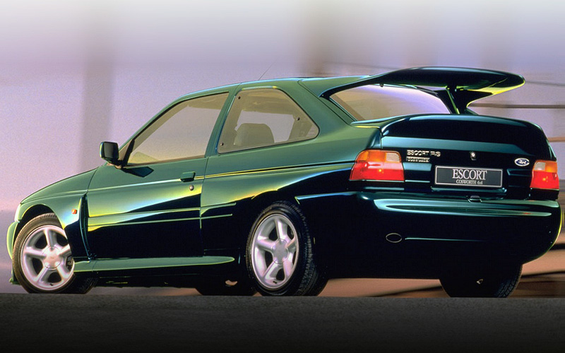 1992 Ford Escort Rs Cosworth Specifications Photo