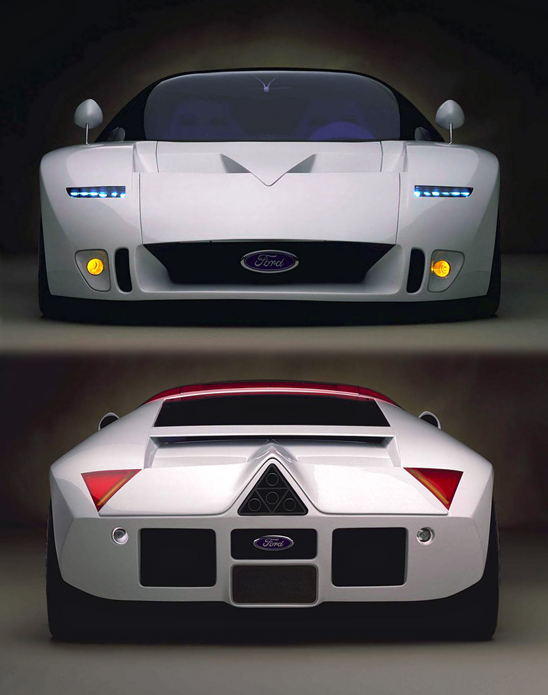 1995 Ford Gt90 Concept Specifications Photo Price