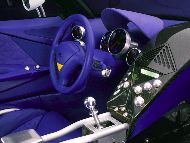 100 Kph To Mph >> 1995 Ford GT90 Concept - specifications, photo, price ...