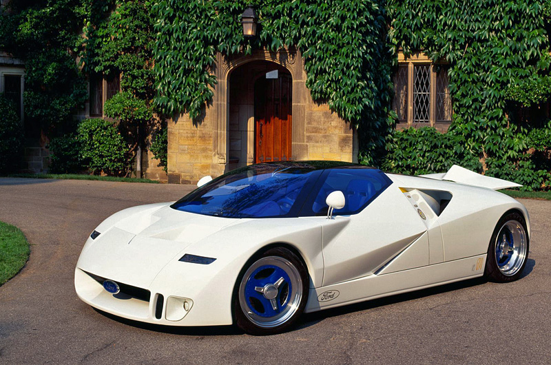 1995 ford gt90 concept specifications photo price information rating. Black Bedroom Furniture Sets. Home Design Ideas