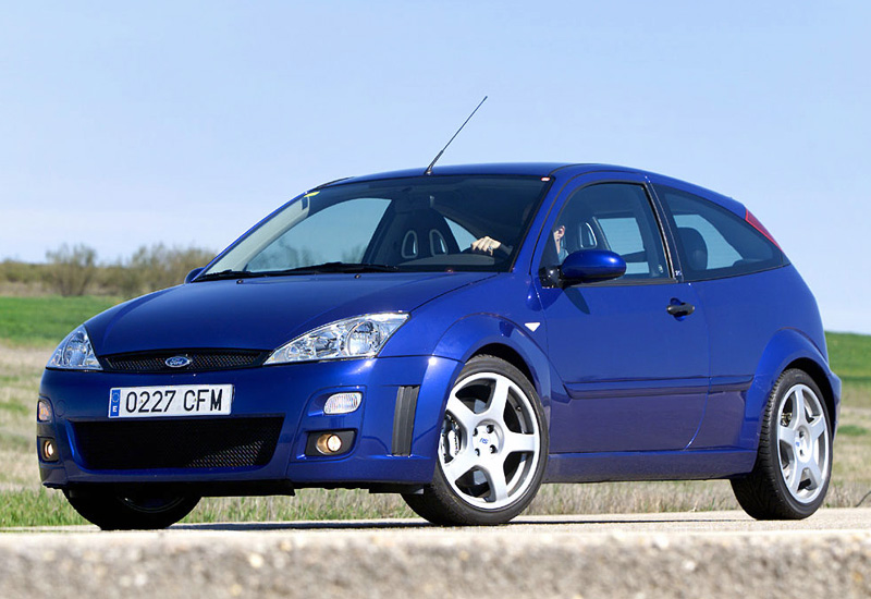 2002 ford focus rs specifications photo price. Black Bedroom Furniture Sets. Home Design Ideas
