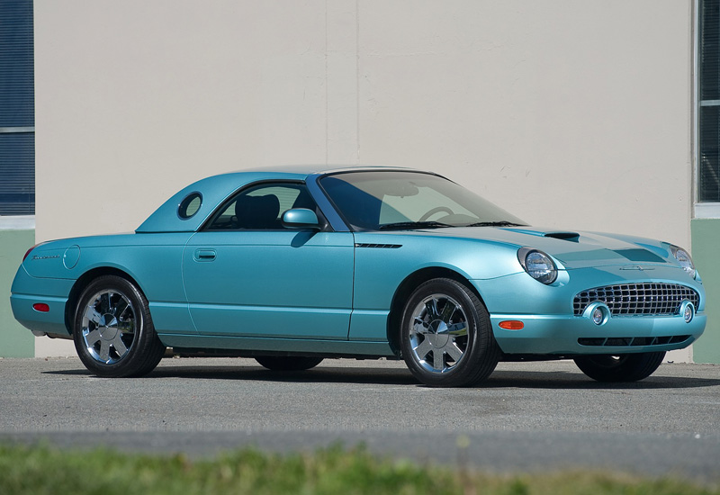 2002 Ford Thunderbird 240
