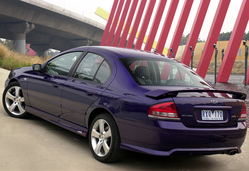 2003 Ford Falcon Xr8 Specifications Photo Price Information Rating