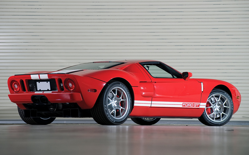 2004 Ford GT - specifications, photo, price, information, rating