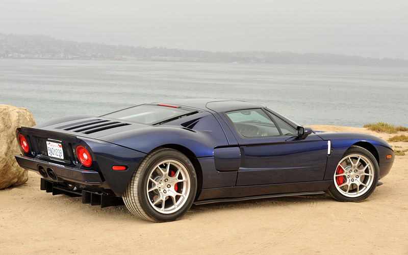2004 Ford Gt Specifications Photo Price Information