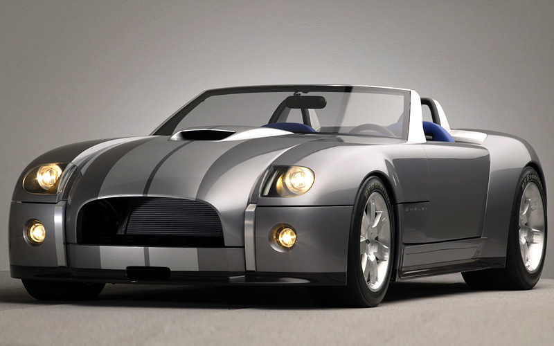 2004 Ford Shelby Cobra Concept - specifications, photo, price ...