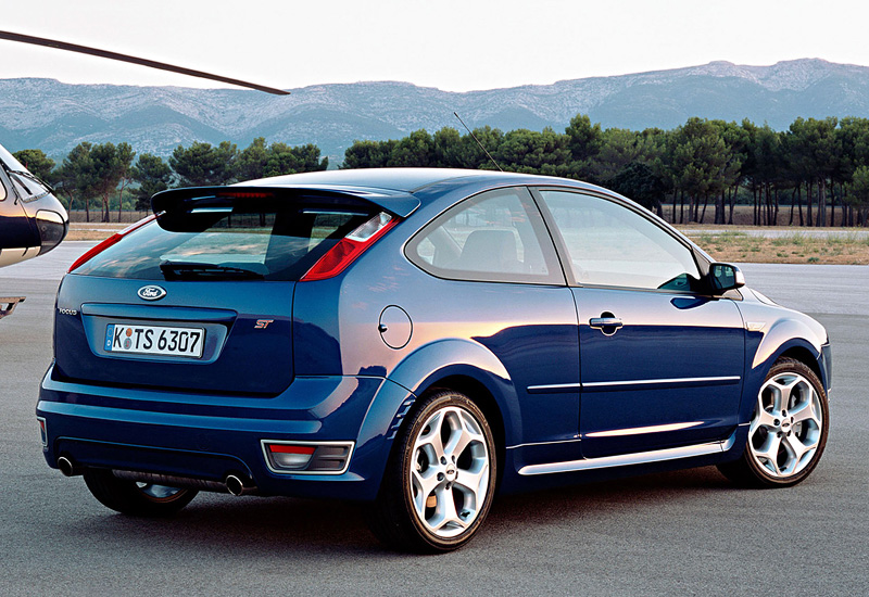 Focus St 0 60 >> 2005 Ford Focus ST - specifications, photo, price, information, rating