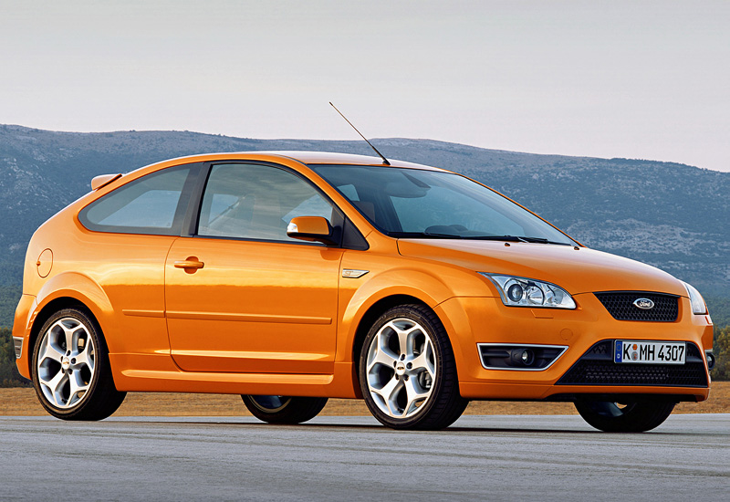 2005 Ford Focus ST specifications photo price