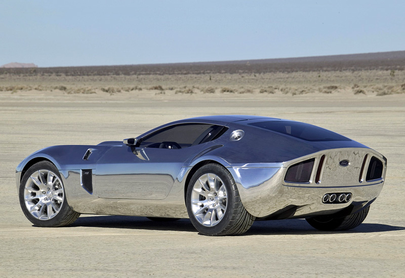 2005 Ford Shelby Gr 1 Concept Specifications Photo