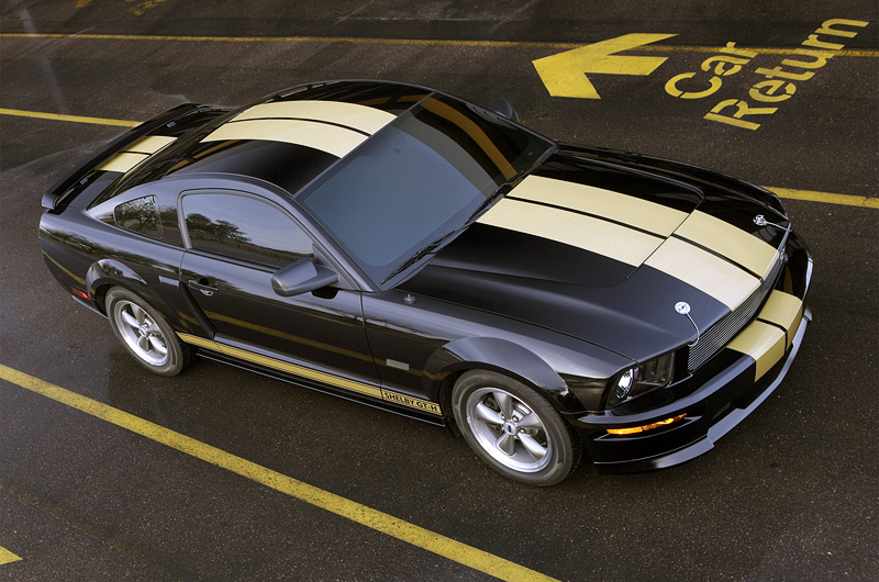 2006 Ford Mustang Shelby GT-H - specifications, photo ...