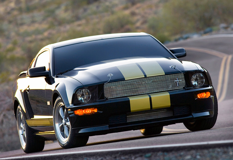 2006 ford mustang shelby gt h specifications photo price information rating. Black Bedroom Furniture Sets. Home Design Ideas