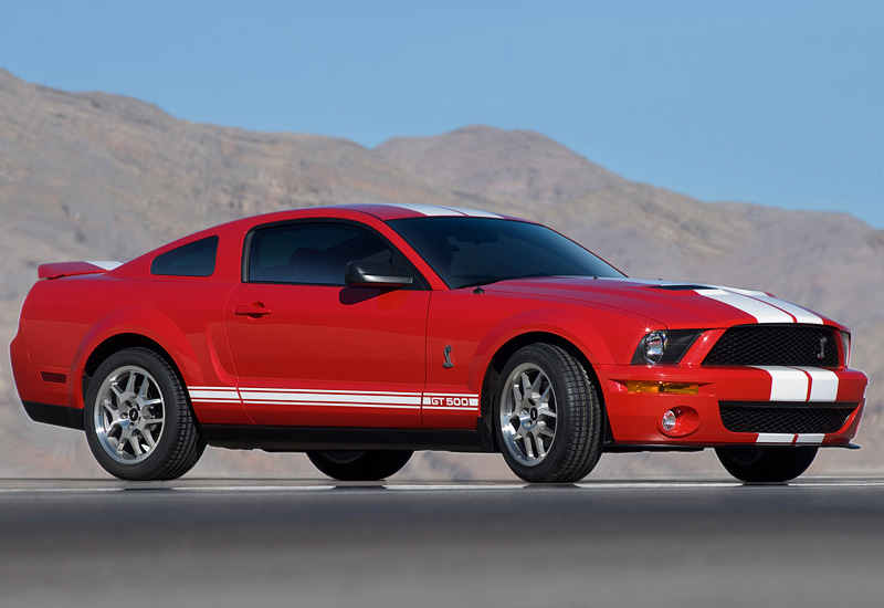 2007 ford mustang shelby gt500 specifications photo. Black Bedroom Furniture Sets. Home Design Ideas