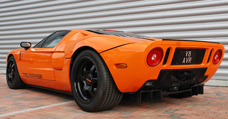2008 Ford GT Avro 720 Mirage