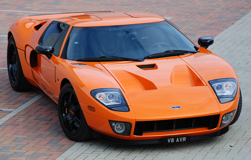 Ford Gt Avro  Mirage