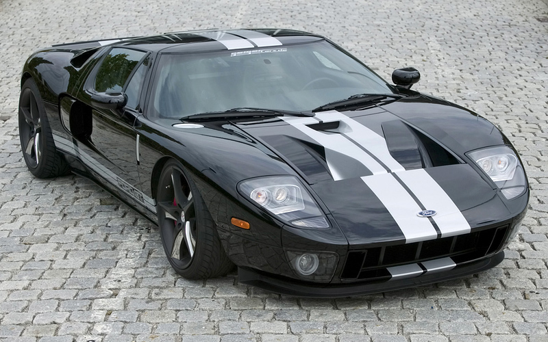 2008 Ford Gt Geigercars Specifications Photo Price