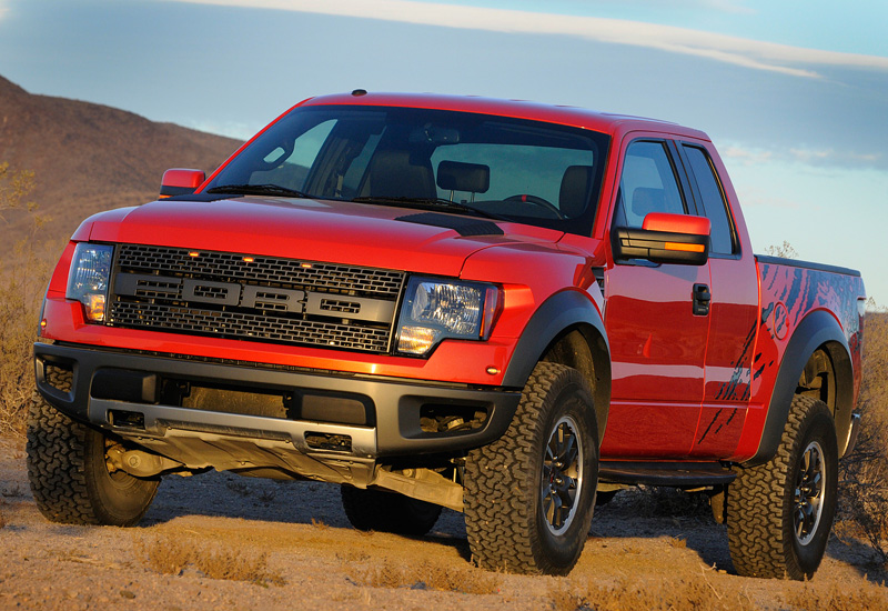 2009 ford f 150 svt raptor supercab specifications photo price informati. Cars Review. Best American Auto & Cars Review
