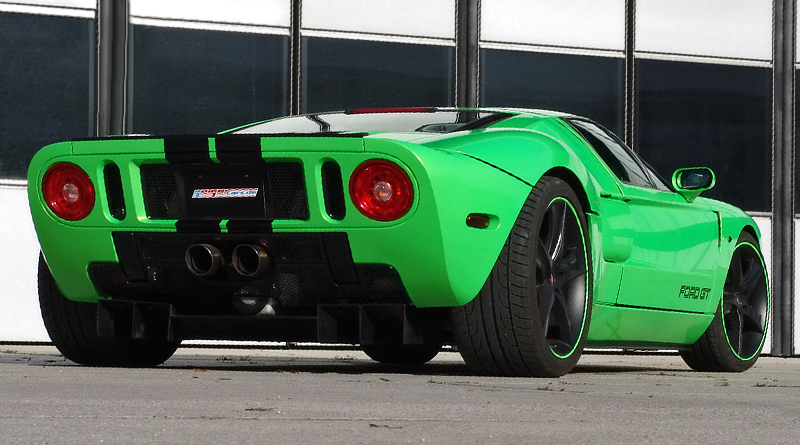 2010 Ford Gt Geigercars Hp790 Specifications Photo Price Information Rating