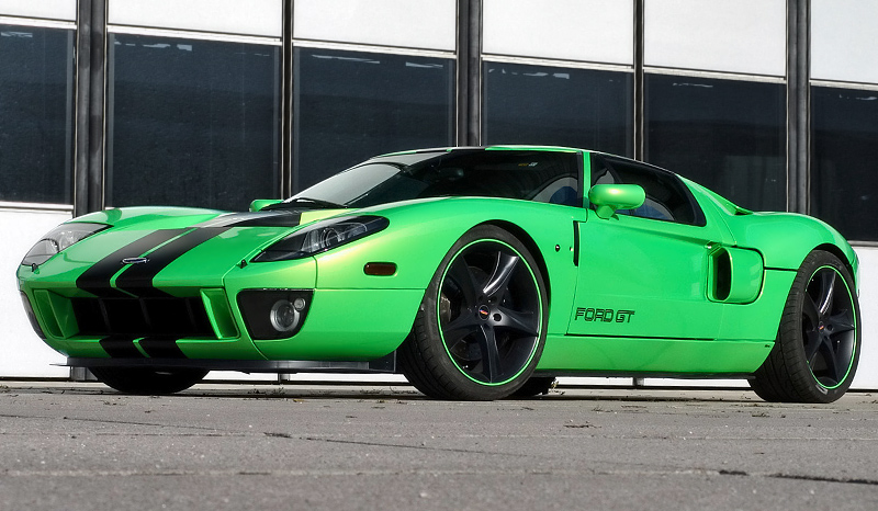 300 Hp Cars >> 2010 Ford GT GeigerCars HP790 - specifications, photo, price, information, rating