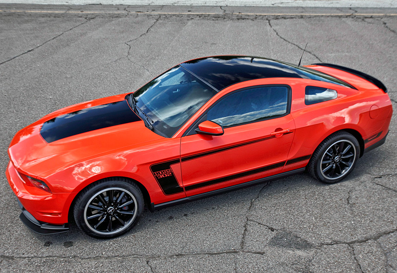 2010 Ford Mustang Boss 302