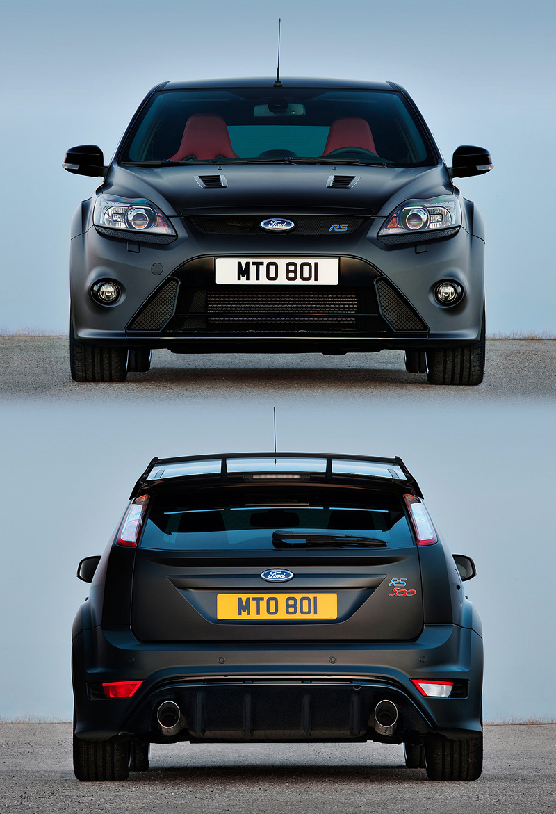 Focus Rs Hp >> 2011 Ford Focus RS500 - specifications, photo, price ...