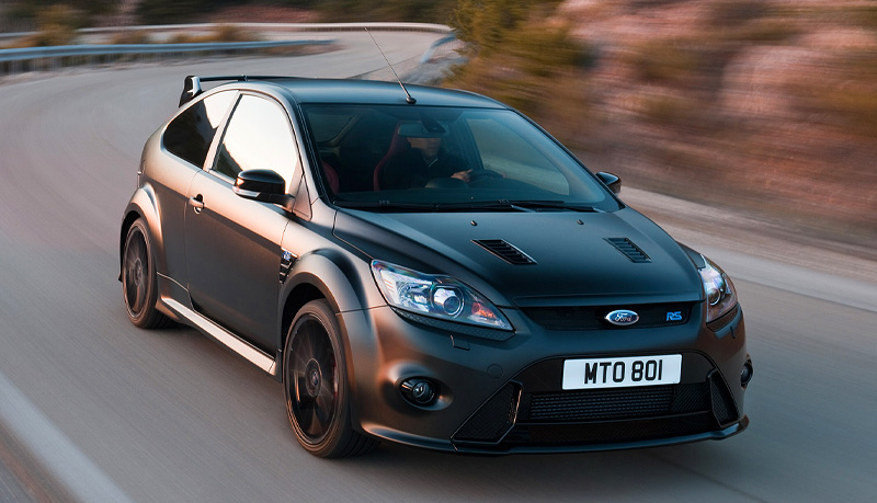2011 Ford focus rs500 specs