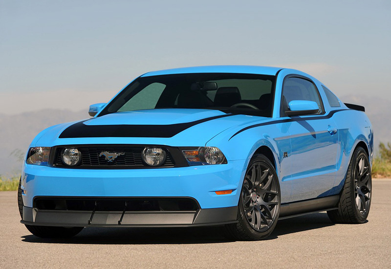 2011 Ford Mustang RTR Package - Specifications, Images, TOP Rating