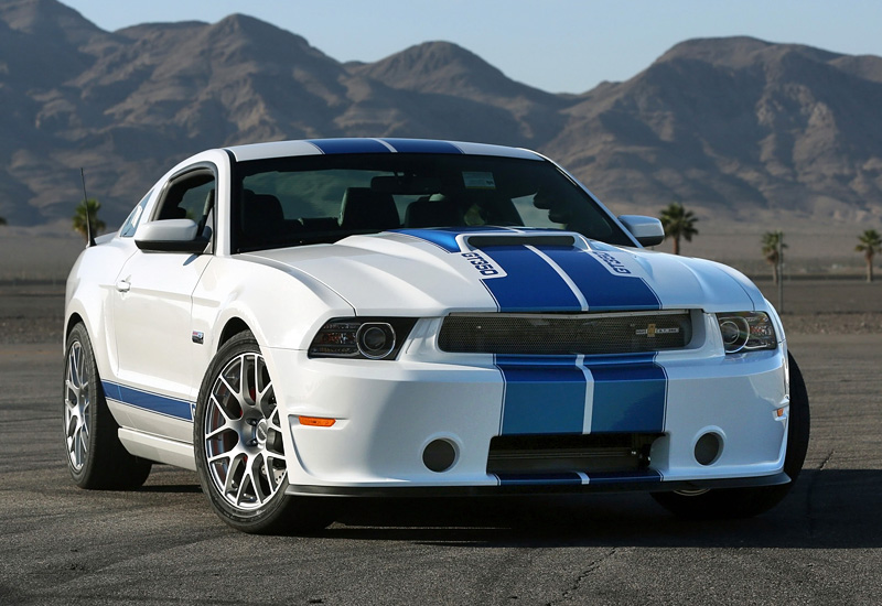 100 Kph To Mph >> 2011 Ford Mustang Shelby GT350 - specifications, photo, price, information, rating