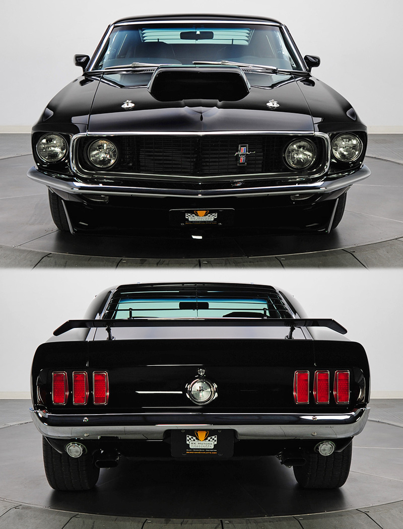 2012 Ford Mustang Boss 557 1969 Pro Touring Rk Motors