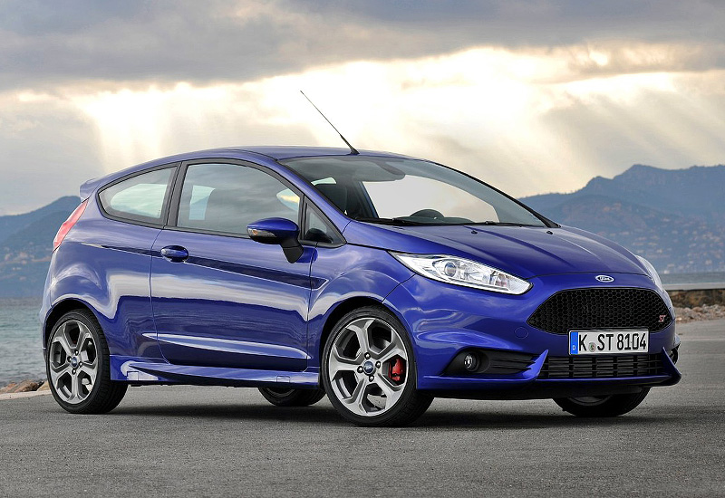2013 ford fiesta st specifications photo price information rating. Black Bedroom Furniture Sets. Home Design Ideas