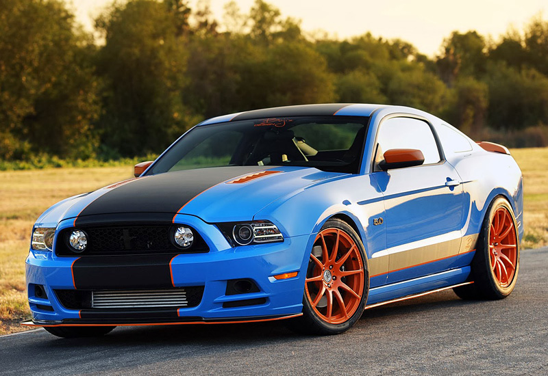 2013 Ford Mustang Bojix Design - specifications, photo, price