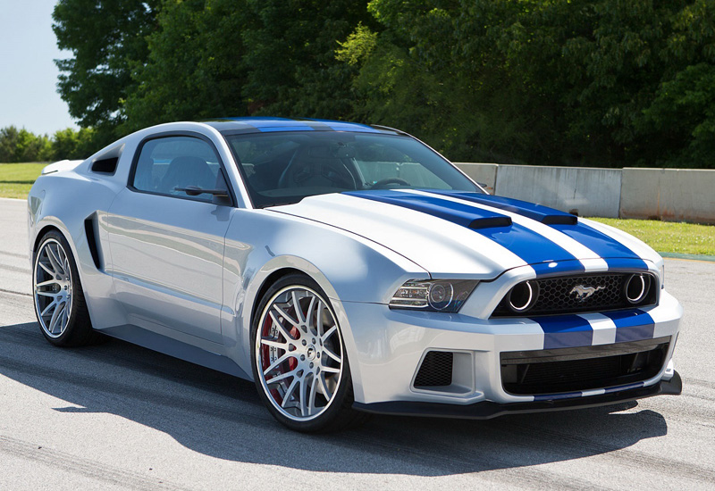 1969 Shelby Mustang >> 2013 Ford Mustang Shelby GT500 NFS Edition - specifications, photo, price, information, rating