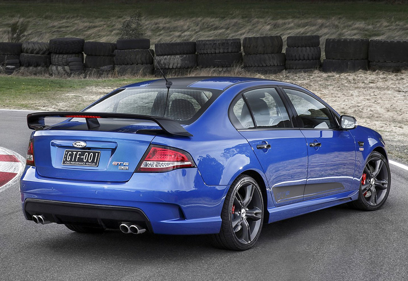 2014 Ford Falcon FPV GT F - specifications, photo, price, information, rating