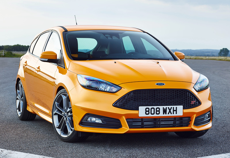 2015 ford focus st specifications photo price information rating. Black Bedroom Furniture Sets. Home Design Ideas