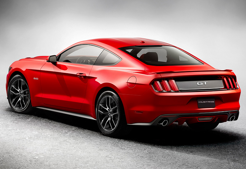 2015 Ford Mustang GT - specifications, photo, price ...