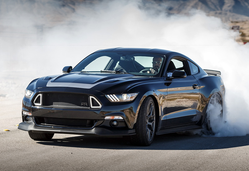 2015 Ford Mustang RTR Spec2 - specifications, photo, price ...