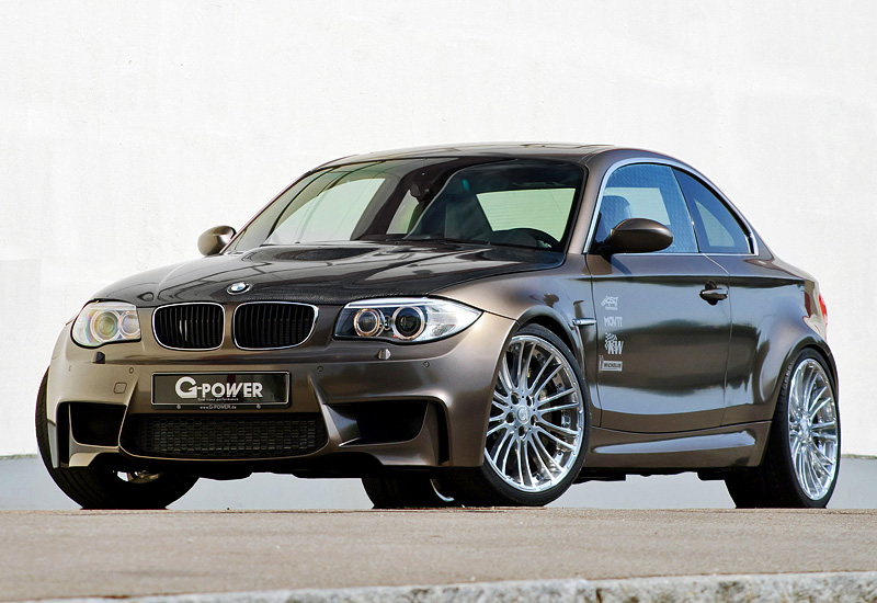 2012 BMW 1M G-Power G1 V8 Hurricane RS